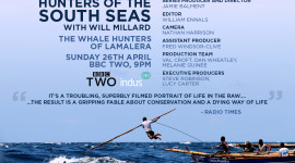 Hunters of the South Seas with Will Millard